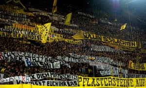 Dortmund Rb Leipzig And The Bundesliga S Newest Grudge Match Andy Brassell Football The Guardian
