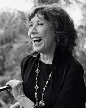 Lily Tomlin photographed at the Four Seasons, Beverly Hills