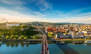 e5fcb5863 Bratislava in the spotlight: Slovakian city celebrates 25 years as capital