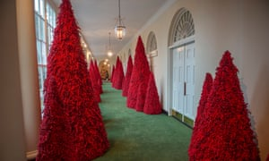 White House Christmas Decorations preview
