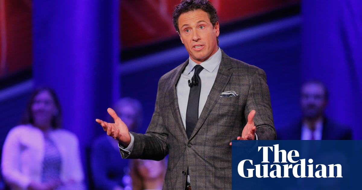 Chris Cuomo's ethical troubles at CNN highlight rise of 'info-tainment'