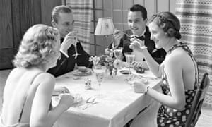 """'Who uses the phrase """"dinner party"""" these days? Not me': Rachel Cooke."""
