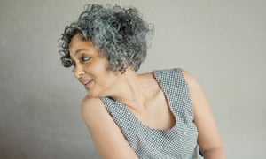 Arundhati Roy: 'breathtakingly composed and powerful interludes'