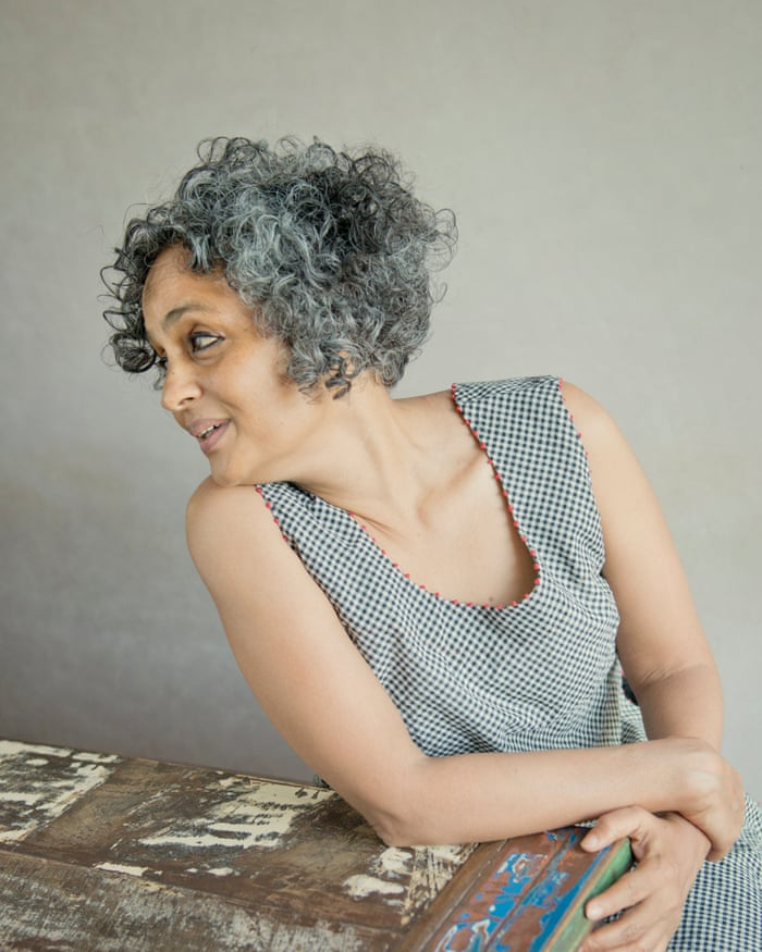 Fiction takes its time': Arundhati Roy on why it took 20
