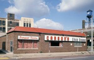 Carson's Chop House, c 1970