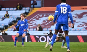 Solly March guides home the winner.
