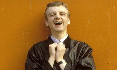 Mark E Smith: 'effortless vocal dramatics'.