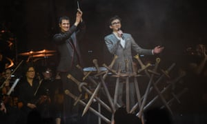 Game Of Thrones Live Concert Experience Review Westeros Brought To Dazzling Life Television
