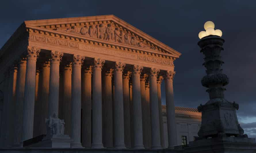 The supreme court is preventing the Trump administration from re-starting federal executions next week after a 16-year break.