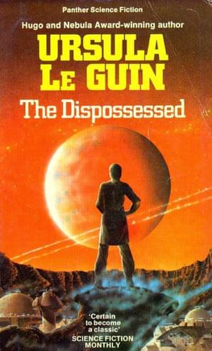 Ursula le Guin book jacket