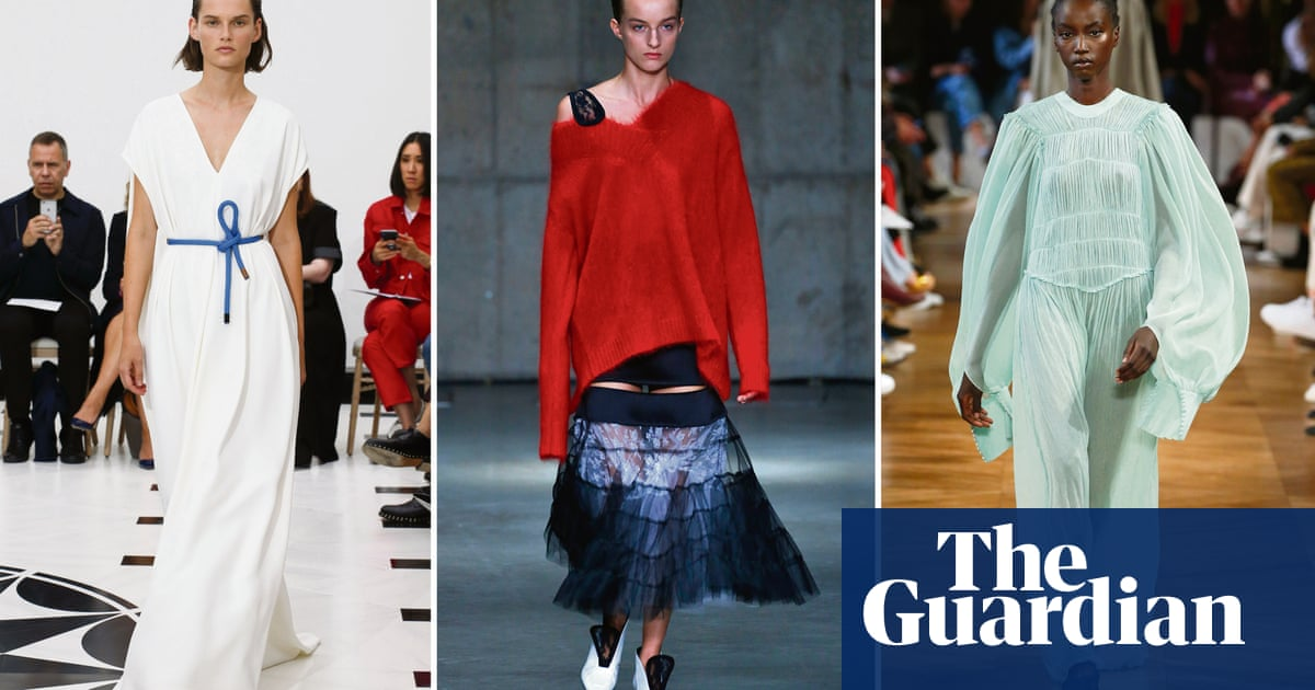67afa51a1 Date dressing  how fashion in the age of MeToo redefined sex appeal. The  Fashion spring summer 2019