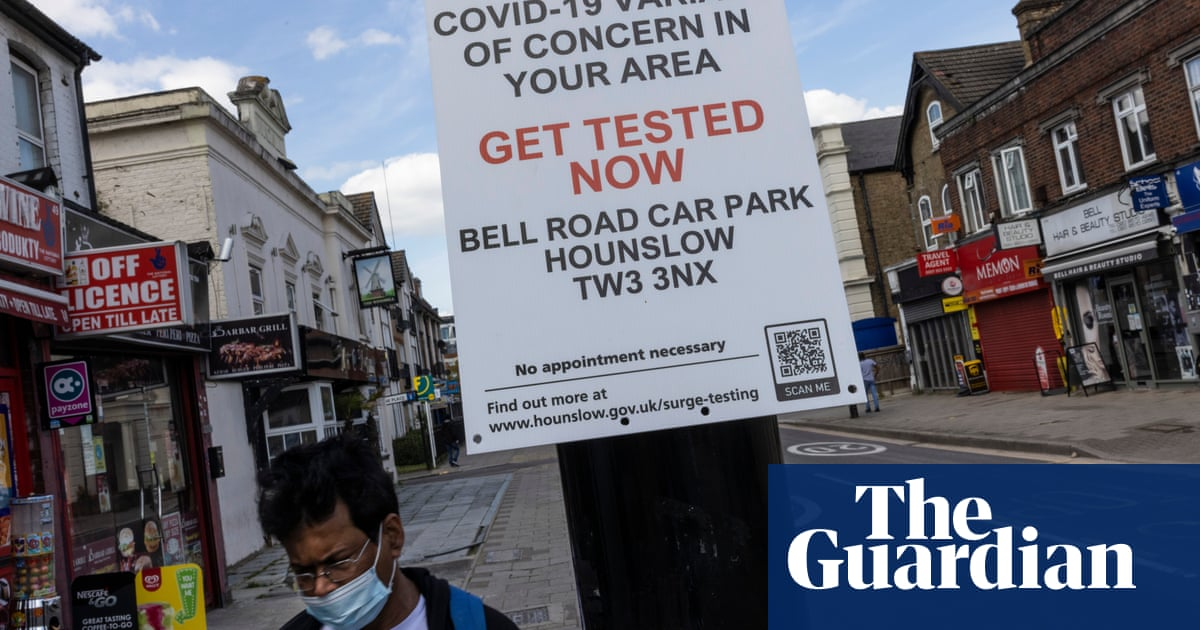 Third wave of Covid may be under way in UK, 科学者は言う