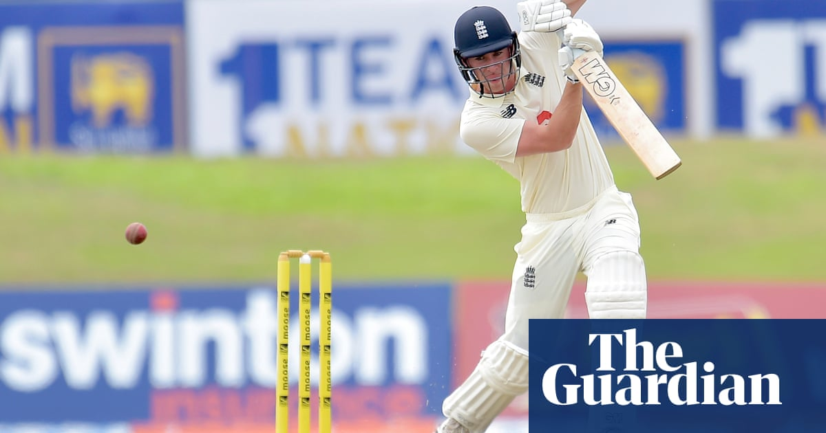 Dan Lawrence settles into Test cricket with formidable familiarity | Andy Bull