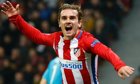 Antoine Griezmann: I have six out of 10 chance of Manchester United move