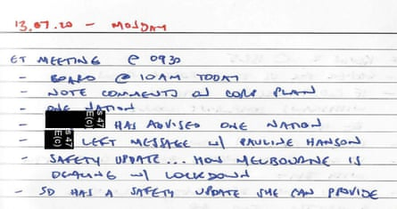 Australia Post notes released under FOI law