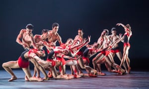 The world premiere of Symphonic Dances by Liam Scarlett at the Royal Opera House.