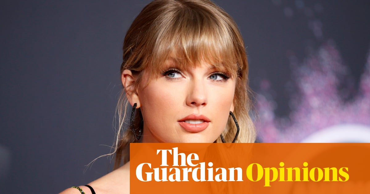 Bravo Taylor Swift, but this is more about defiance than creativity