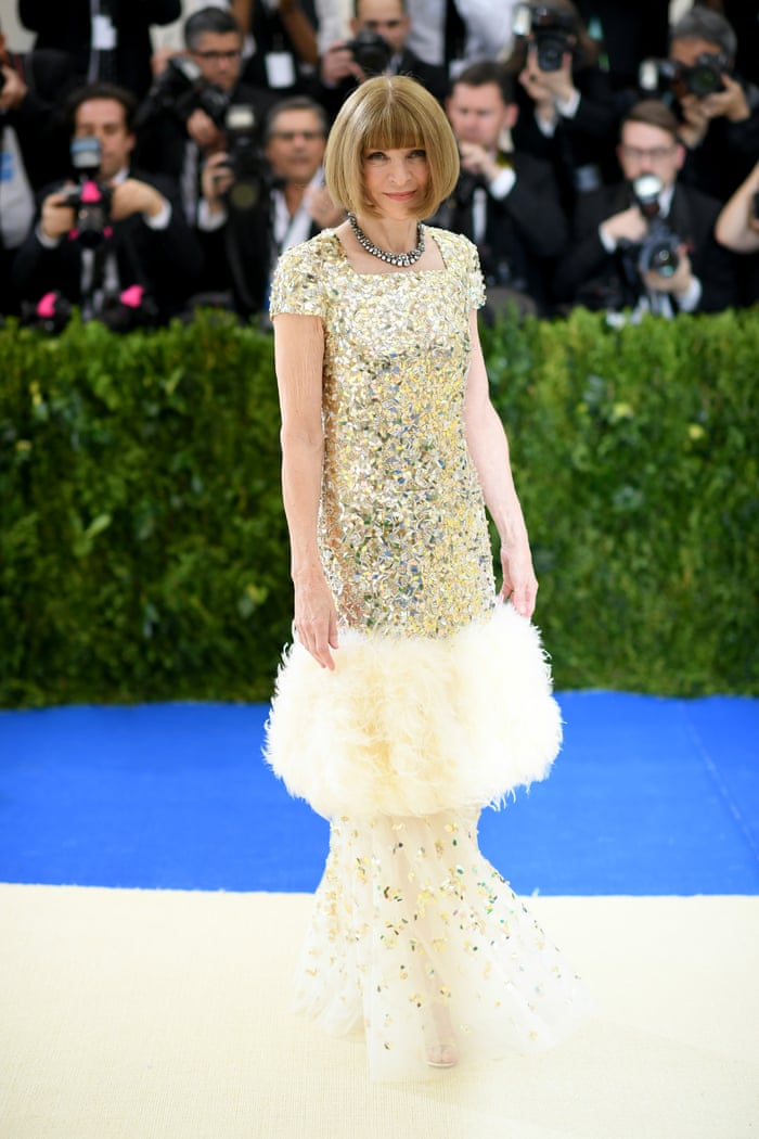 Met Gala 2017 Avant Garde Looks On The Red Carpet In Pictures Fashion The Guardian