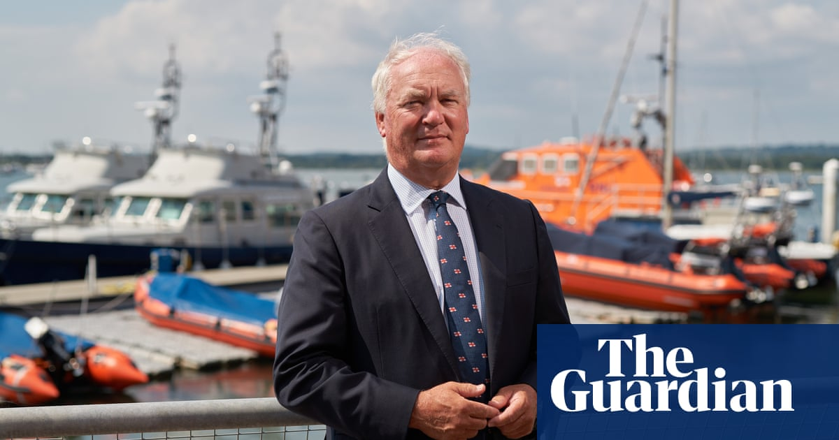 RNLI hits out at 'migrant taxi service' accusations