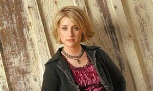 Allison Mack as seen in Smallville.