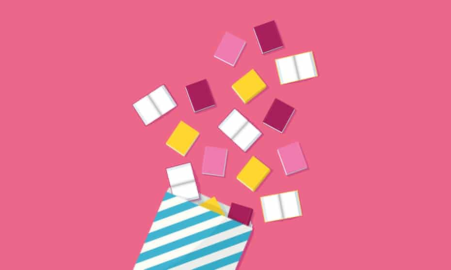 Review short stories / sweets cover