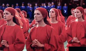"""The Handmaid's Tale (1990): """"to classify this as just a bleak, cautionary tale would be simplistic""""."""