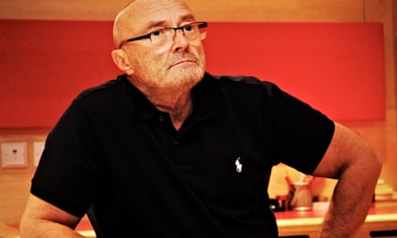 Phil Collins today