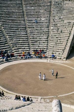 Epidaurus.