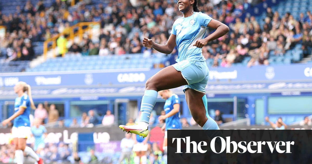 Losada and Shaw score on Manchester City WSL debuts to crush Everton