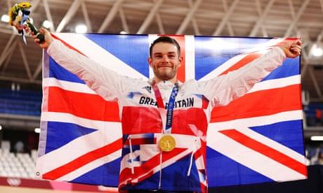 Wonder Walls – Team GB cyclist flies to omnium gold on track