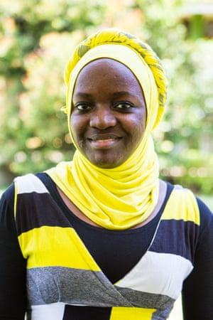 Hawa Kimbugwe from Uganda