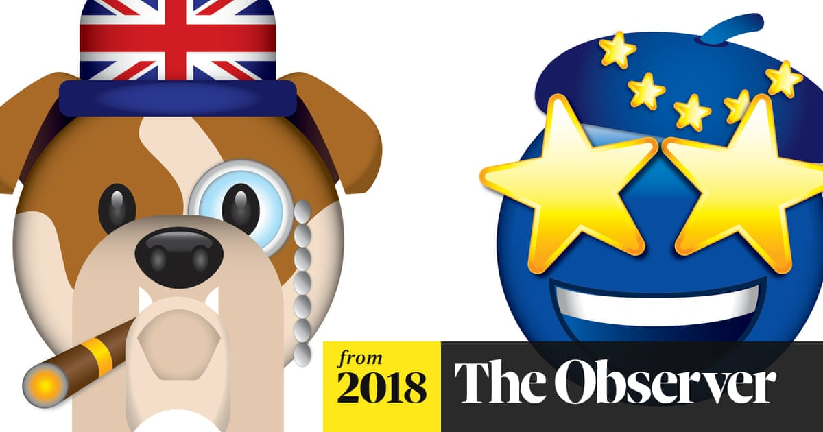 Brexit and Remain emojis condemned as 'divisive and