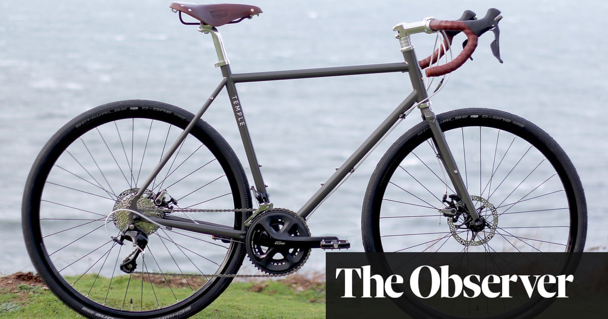 f809869d113 Temple Cycles Adventure review: 'Perfect for hill passes, pints and  pasties' | Martin Love | Technology | The Guardian