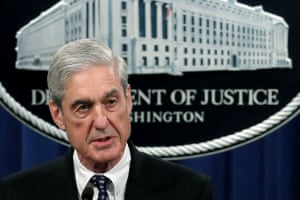 Robert Mueller at the Department of Justice