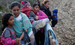 Central America's inequality and violence, in which the US has long played a role, is driving people to leave their homes.