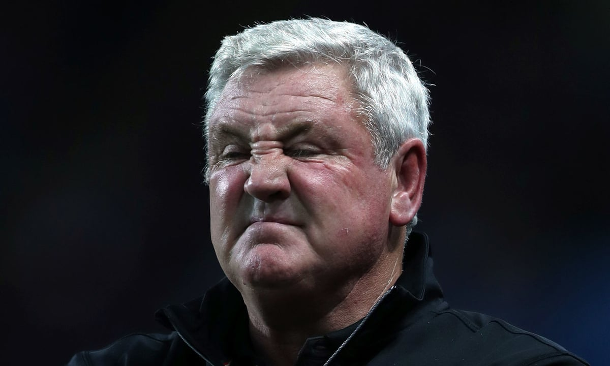 Aston Villa target high-profile appointment after sacking Steve Bruce |  Football | The Guardian
