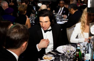 Adam Driver at Grosvenor House