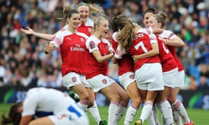 Brighton 0 4 Arsenal Women S Super League As It Happened