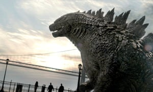 'If Godzilla ever rises up, we're all done for.'