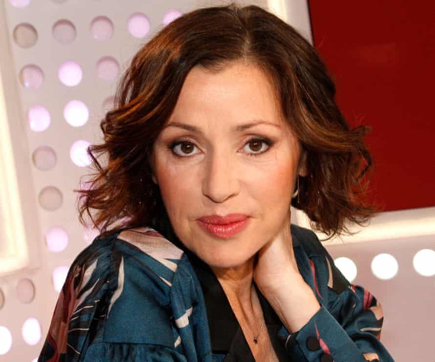 Australian pop star Tina Arena