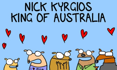 Nick Kyrgios - Australia's sweetheart, and the people's prince | First Dog on the Moon