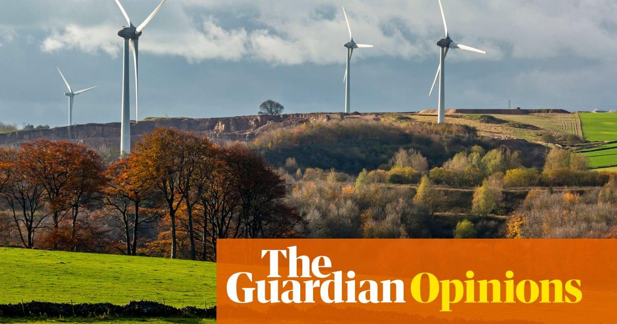 The Guardian view on the net zero strategy: not tough enough