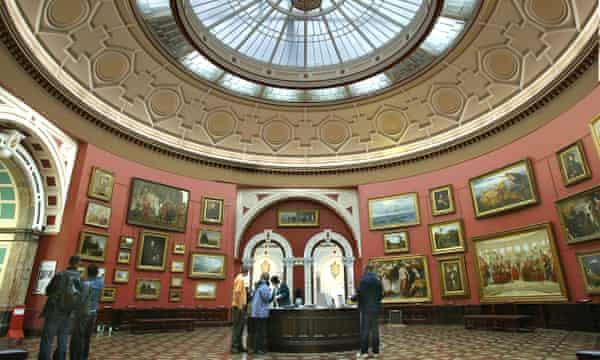 Civic altruism … Birmingham Museum and Art Gallery.