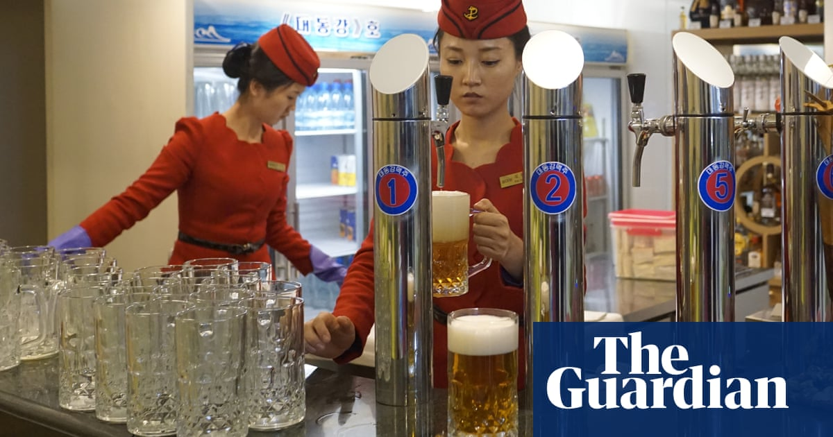 Ask a North Korean: do you drink alcohol? | World news | The Guardian