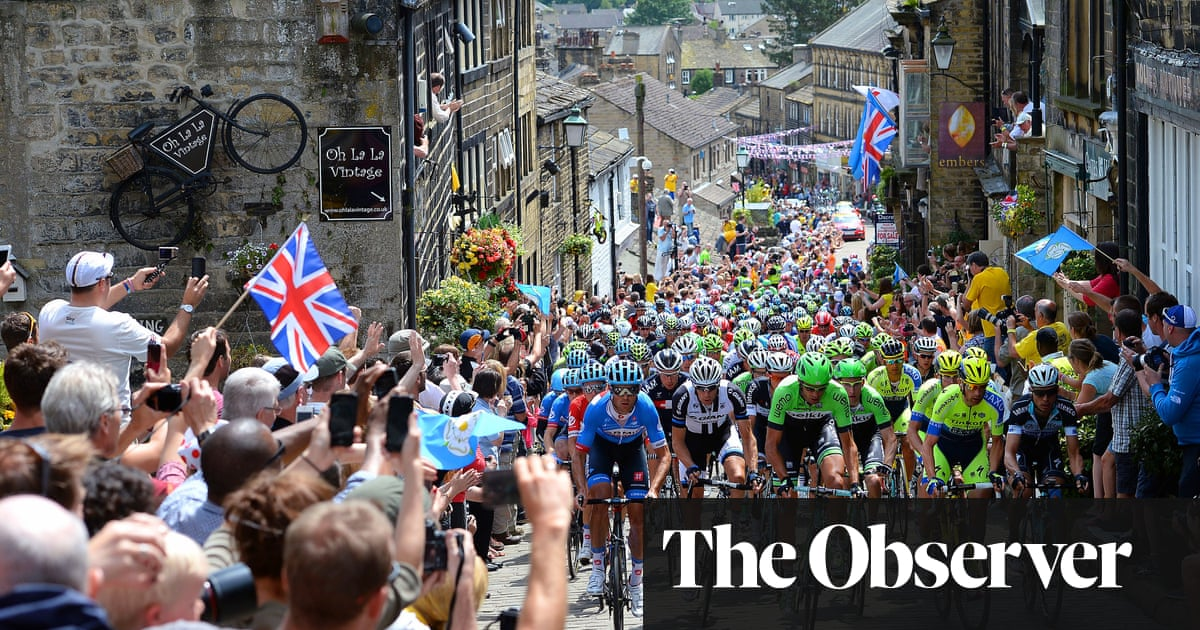 'It's sad, but we didn't benefit much': Otley reacts to Tour de Yorkshire's end