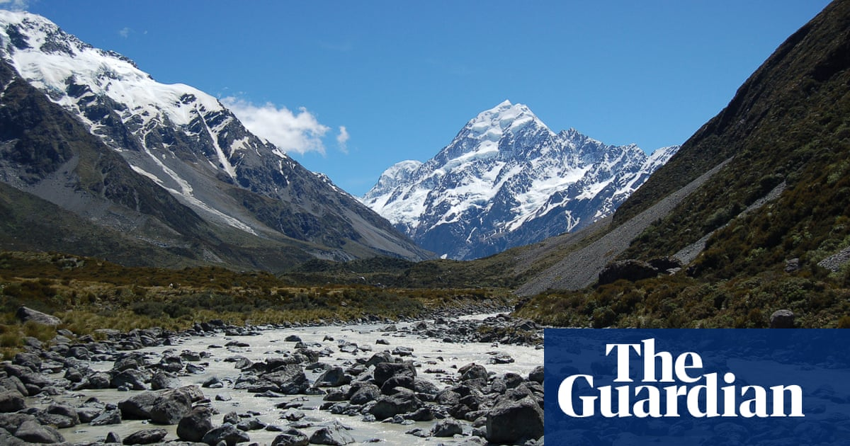 New Zealand records its warmest ever winter with average temperature of 9.8C