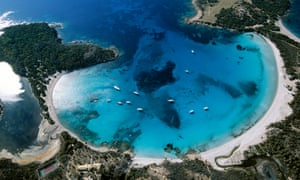France, Corse du Sud, Rondinara beach