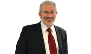 Lord Kerslake, the chair of ~King's College Hospital
