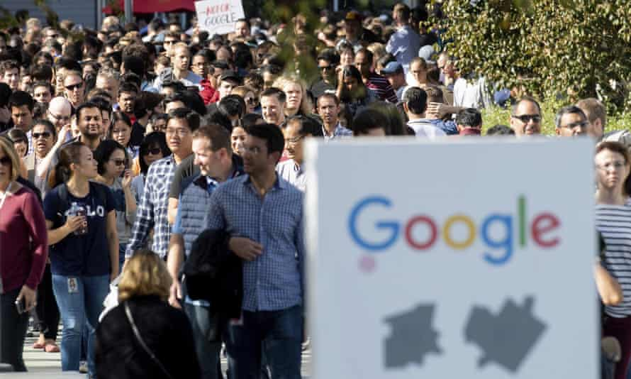 'In selecting James, Google is making clear that its version of 'ethics' values proximity to power over the wellbeing of trans people, other LGBTQ people and immigrants,' the employees wrote in the letter.