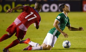 Mexico and Panama played out a 0-0 draw on Tuesday. The Hex gives six teams 3.5 qualification spots.